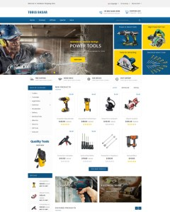 best tool hardware stores opencart themes feature