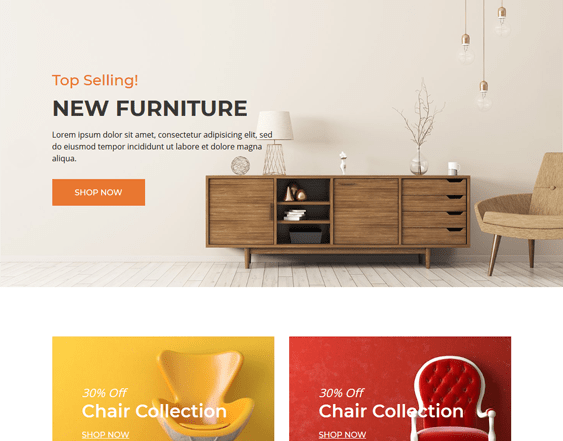 best furniture store shopify themes feature