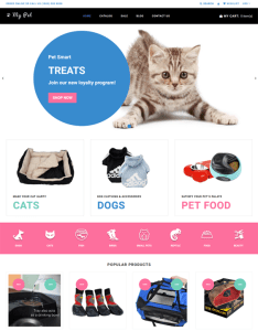 best shopify themes pet stores feature