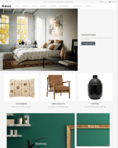 best furniture shopify themes feature