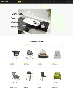 best opencart themes for furniture stores feature