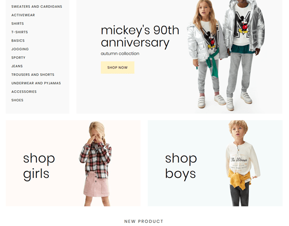 best shopify themes kids children babies feature