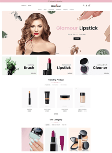 best shopify themes for online beauty stores feature