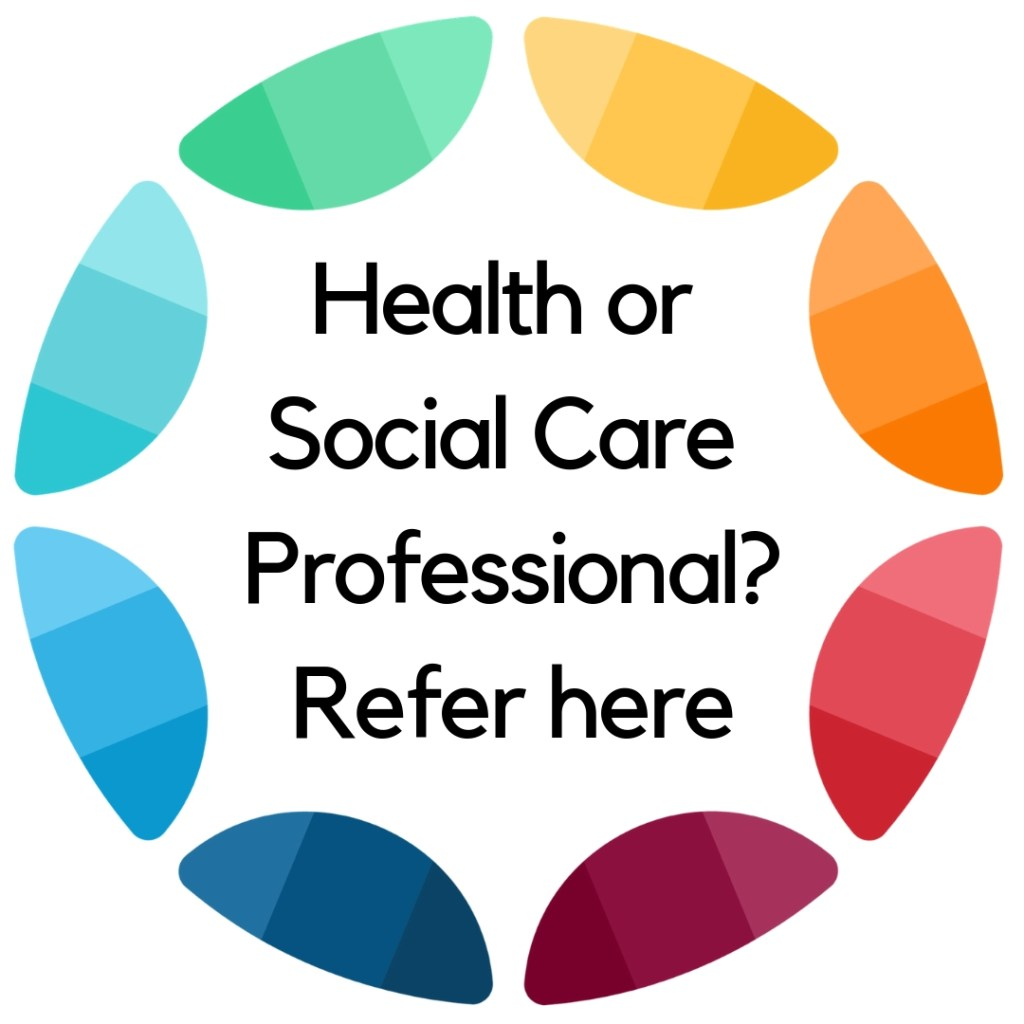 Health or Social Care Professional Referral Building Bonds Project