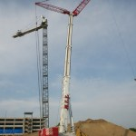Cranes tower above the rest in jobsite safety
