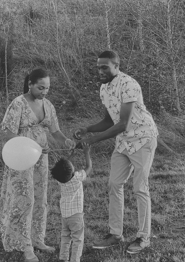Gender reveal: Baby Fitz #2 is a …..