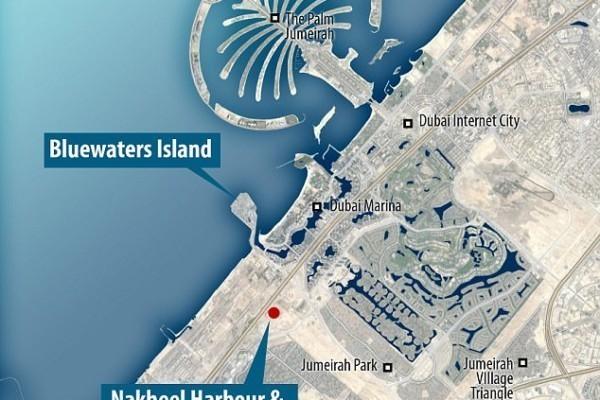 Bluewaters Island - Meraas