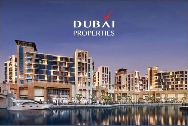 Dubai Creek Waterfront Home
