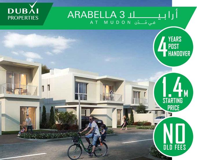 Mudon Arabella Villa