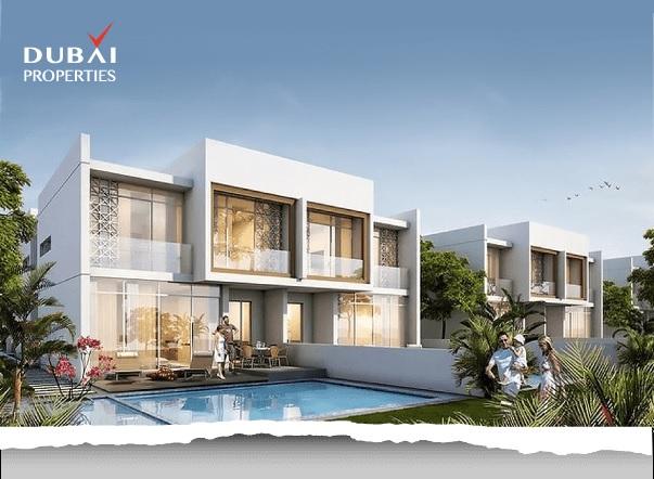 Dubai Properties - Townhouses and Villas