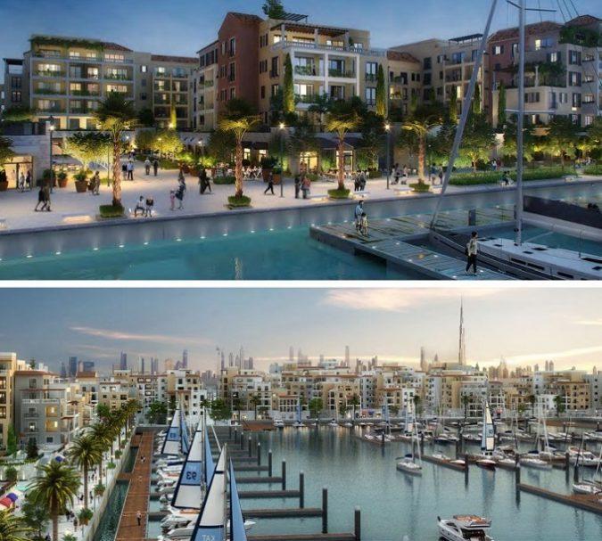 Port de La Mer - Scnenery - Jumeirah 1 - Dubai.jpg