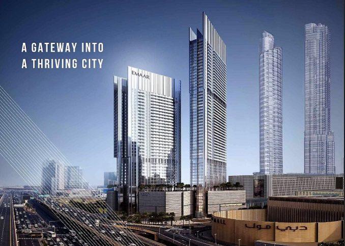 Vida Hotel Apartment - Dubai