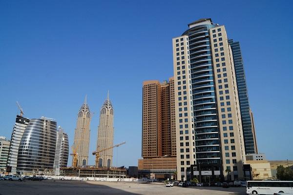 Tecom - Barsha Heights - MINC - Apartment