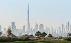Views of the Downtown Dubai skyline - Collective