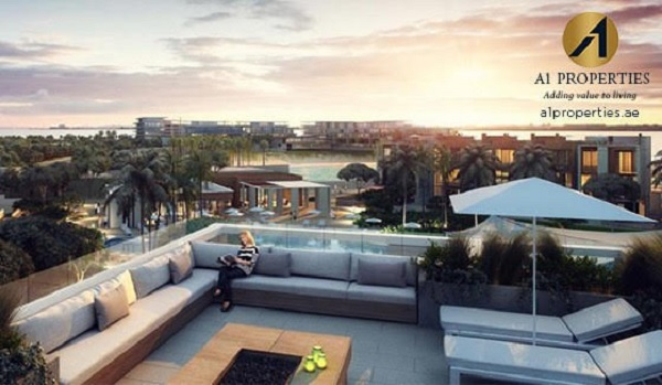 Amalfi Villas by Meraas at Jumeirah Bay Island Dubai