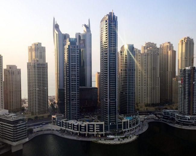 Bay Central Towers - Dubai Marina