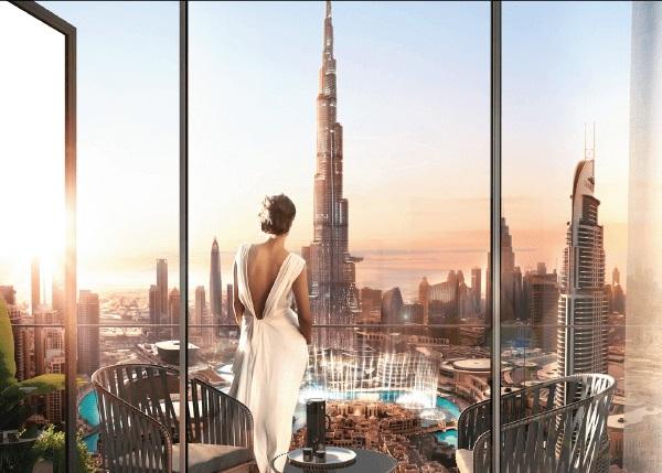 Burj Royale - Emaar View