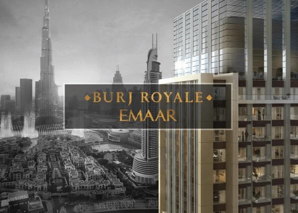 Burj Royale - Emaar