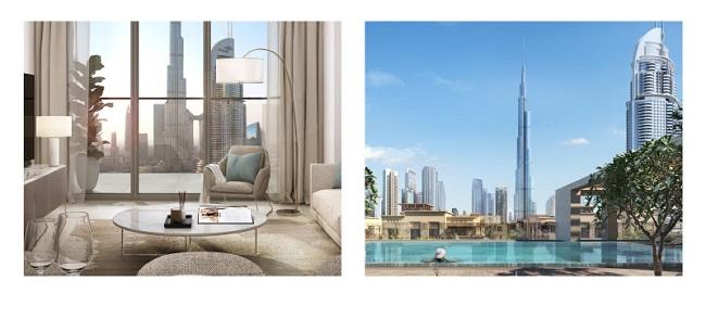 Burj Royale by Emaar - Interior Banner