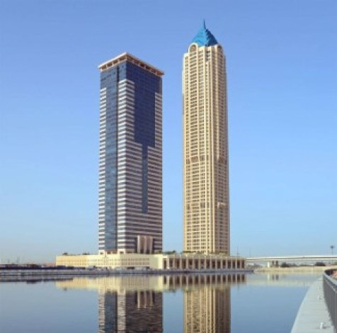 Chucrhill Towers Business Bay Dubai