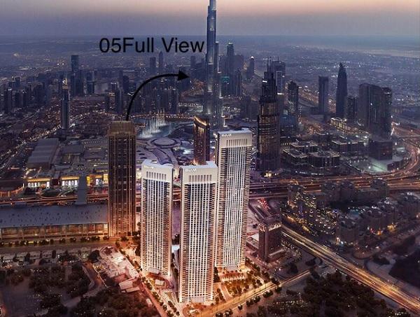 Downtown Views - Dubai - Apartment for Sale
