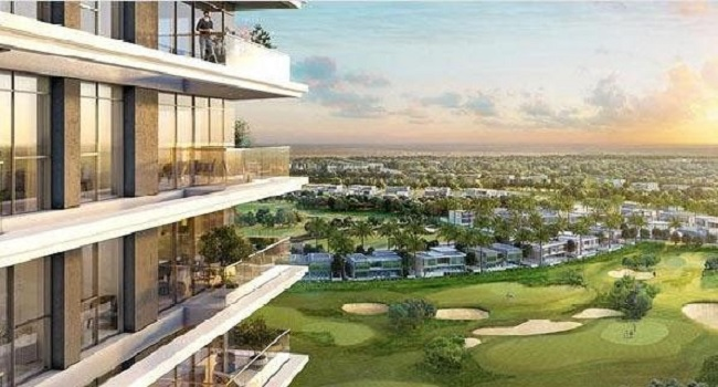 Emaar Golf Suite at Dubai Hills Golf Course Apartments for Sale