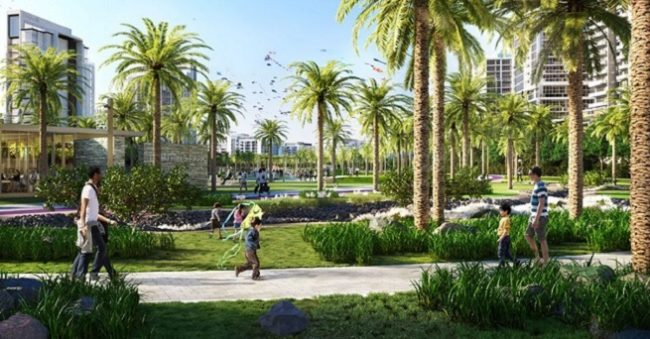Golf Suites at Dubai Hills by Emaar - Beautiful Community