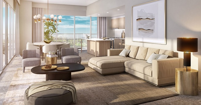 Golf Suites at Dubai Hills by Emaar - Interiors