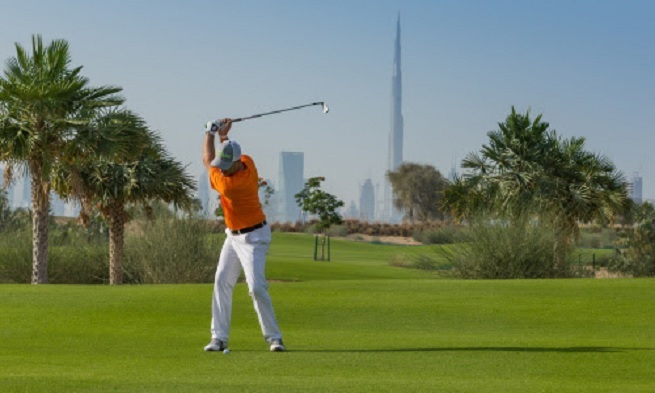 Golf Suites at Dubai Hills by Emaar - Prime Spot Golf Clubhouse