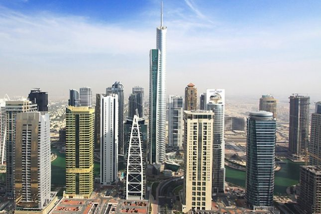 JLT Jumeirah Lake Towers