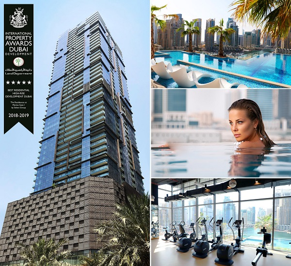The Residences at Marina Gate 1 - Dubai Marina