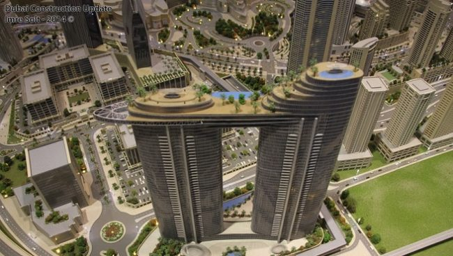 Address Residence Sky View - Downtown Dubai