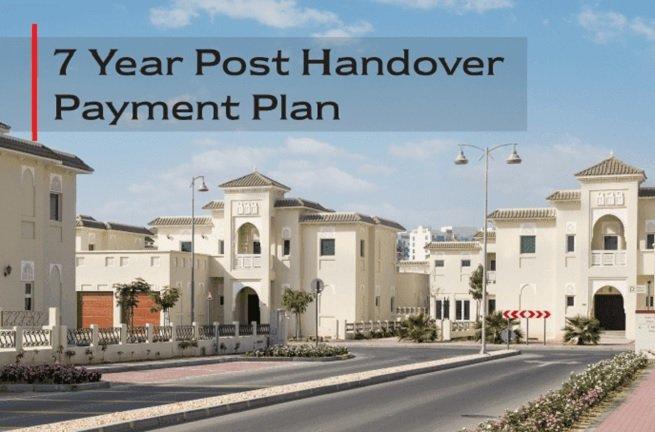 Al Furjan Villas for Sale 7 years post handover payment plan