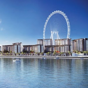 Bluewaters Island Apartments - Waterfront