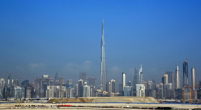 Burj Khalifa Tower by Emaar - Downtown Dubai