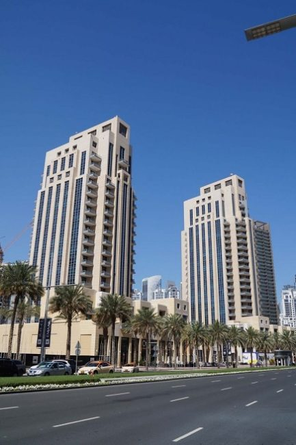 Claren Tower Downtown Dubai Emaar