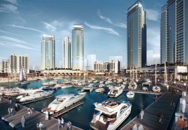 Creek Residence at Dubai Creek Harbour