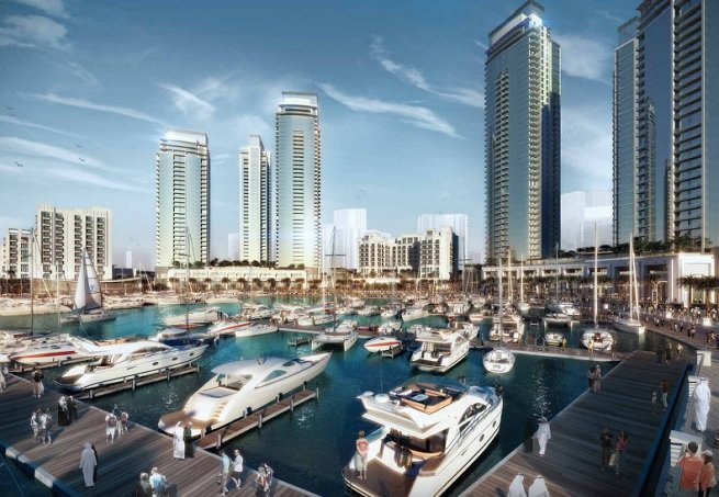 Creek Residence at Dubai Creek Harbour