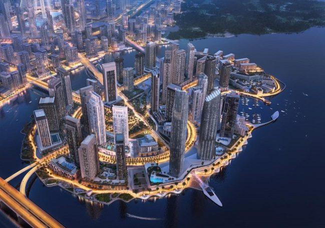 Creek Rise at Dubai Creek Harbour
