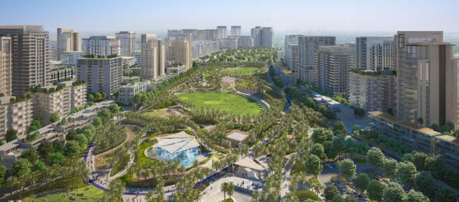 Dubai Hills Park at Dubai Hills Estate by Emaar