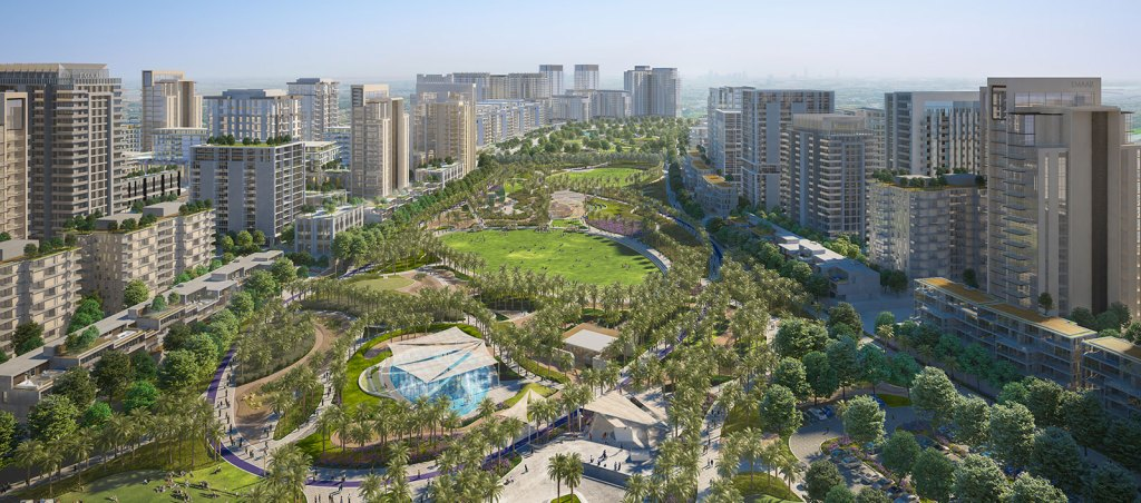 Dubai Hills Park at Dubai Hills Estate by Emaar