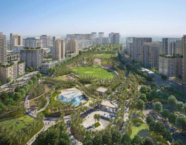 Dubai Hills Park at Dubai Hills Estate