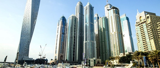 Dubai Marina - Princess Tower