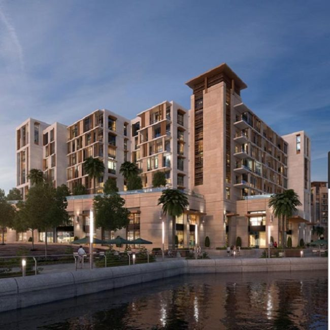 Dubai Whart at Dubai Creek by Dubai Properties - Apartments