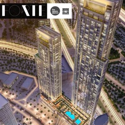 Forte at Downtown Dubai by Emaar