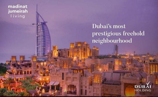 Madinat Jumeirah Living Dubai Holding Burj Al-Arab Souq Madinat