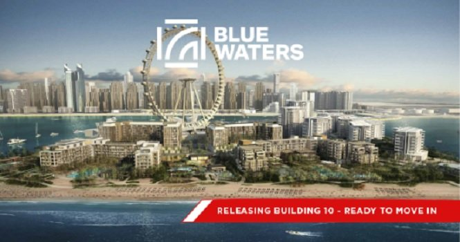 Blue Waters Island - Ain Dubai - Meraas - Building 10 - Ready to Move In Apartments