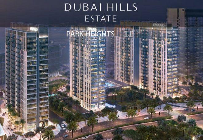 Dubai Hills Estate - Park Heights II - Emaar