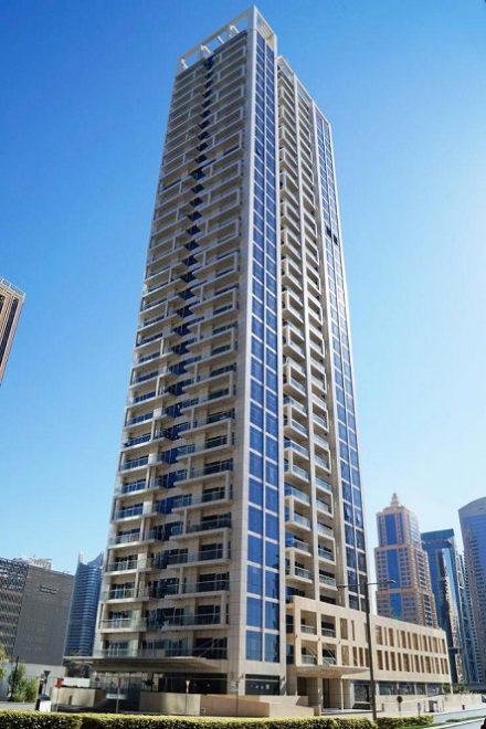 Dubai Marina West Avenue Tower - Apartment