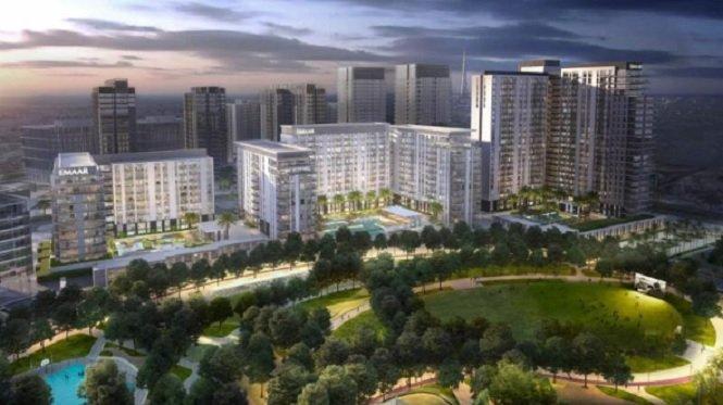 Executive Residences at Dubai Hills Estate Emaar